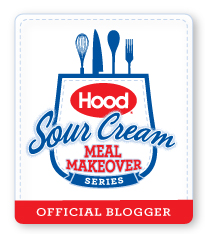 Hood Sour Cream – Blogger Badge