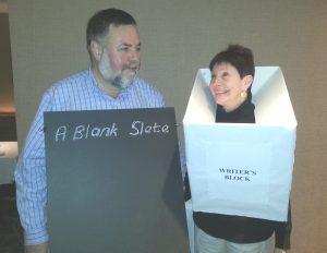 block and slate