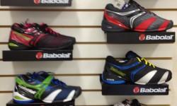 Cape Coral Racquet Club Pro Shop Shoes
