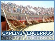 Capeias Arraianas / Encerros - © Capeia Arraiana (orelha)