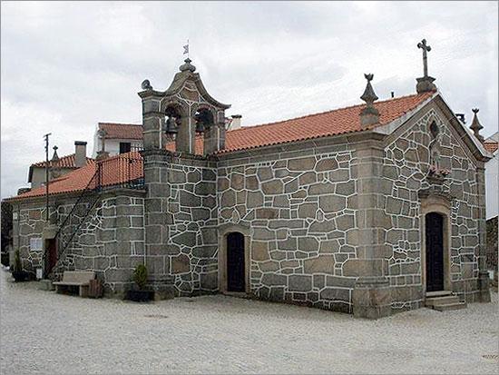 Capela da Senhora do Pilar - Urgueira - Aldeia de Santo António - Capeia Arraiana