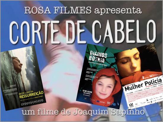 Cinema - Joaquim Sapinho - Capeia Arraiana