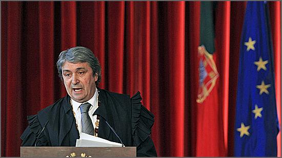 O Conselheiro Fernando Pinto Monteiro foi nomeado PGR há 9 anos