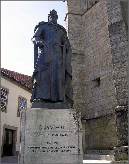 Há 816 anos, D. Sancho I deu foral à Guarda