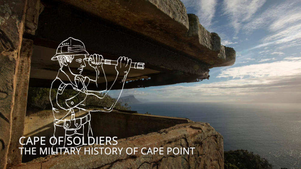 Listen to the stories of Cape Point – The Cape of Soldiers