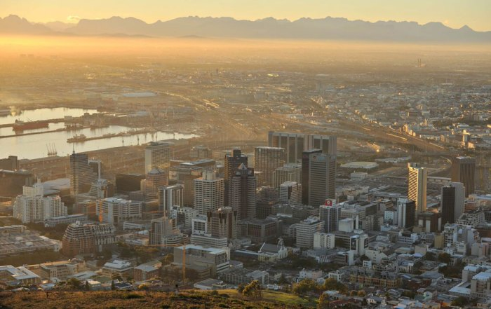 The Cape Town Big 6 becomes the Cape Town Big 7!