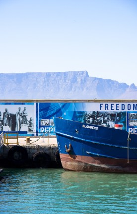 Blouberg cargo boat was used to transport prisoners