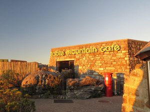 The Table Mountain Cafe