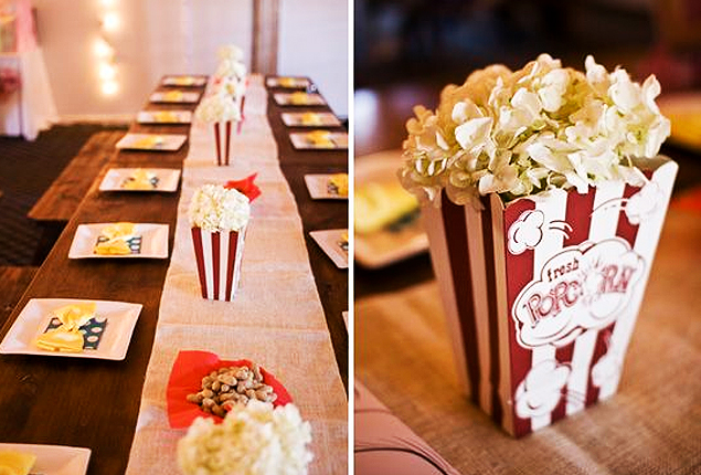 Cape Town Wedding - Popcorn Flowers