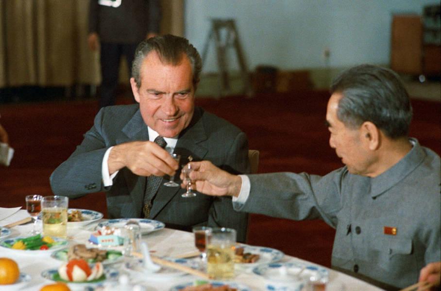 Visiting Nixon's Birthplace