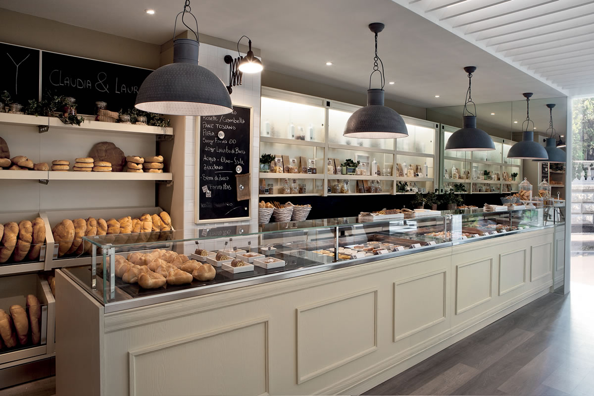 Bakery Display Countering Systems