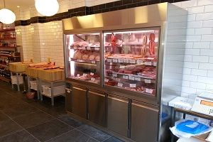 Dry Ageing Meat Display Cases