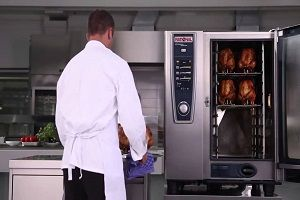 RATIONAL SCC Self cooking Ovens