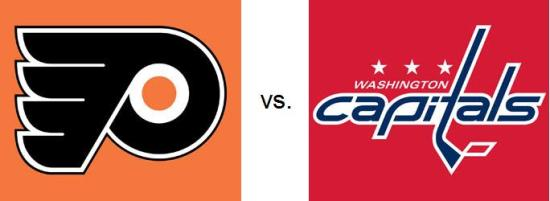 Philadelphia_Flyers vs Washington_Capitals