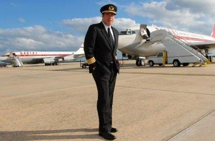John Travolta Airplane