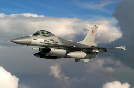 Cazas de combate, F-16 Fighting Falcon