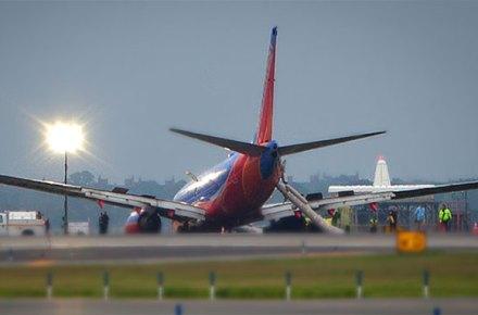 Videos de aterrizajes de emergencia