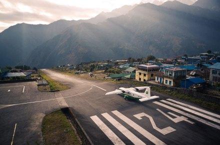 Aeropuerto más peligroso del mundo