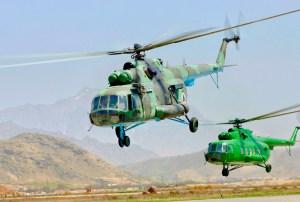Helicóptero Mil Mi-17 se estrella y mueren doce militares