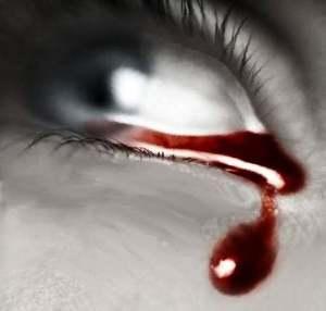 1Lacrimile de sange