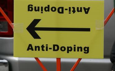 anti-doping-sign