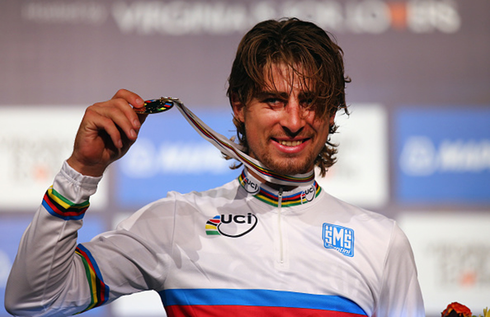 Peter Sagan to Compete in Mountain Bike Races