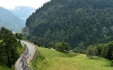 Tour de France 2016 - 23/07/2016 - Etape 20 - Megève / Morzine (146,5 km) - 5'10'' de retard pour le peloton