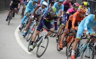 13-03-2016 Tirreno - Adriatico; Tappa 06 Castelraimondo - Cepagatti; 2016, Movistar; Valverde, Alejandro; Cepagatti;