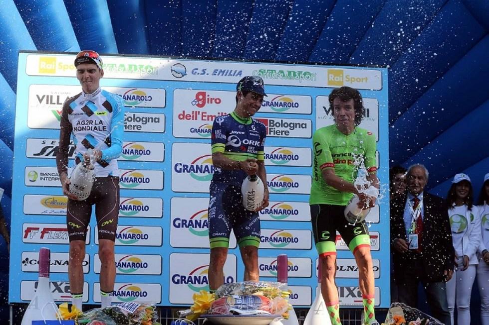 Giro dell'Emilia 2016 - Bologna - Bologna - 213 km - 24/09/2016 - - foto RobertoBettini/BettiniPhoto©2016