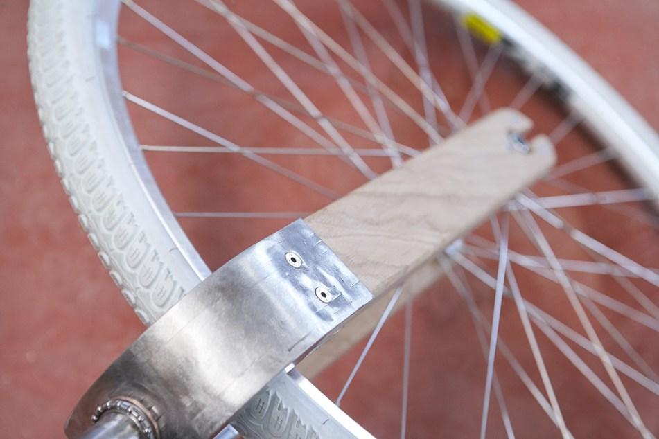 COCO-MAT NEW Wooden Bike