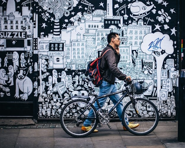 person-urban-bike