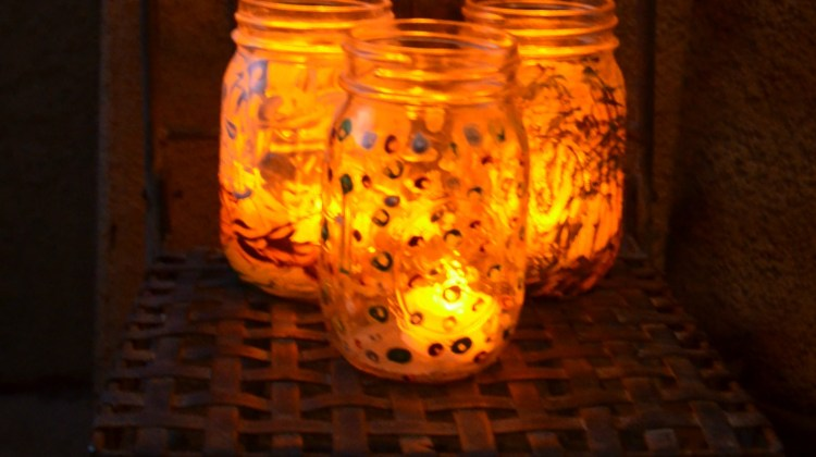 DIY Mason Jar Lights for the Holidays (+ $500 Giveaway!)