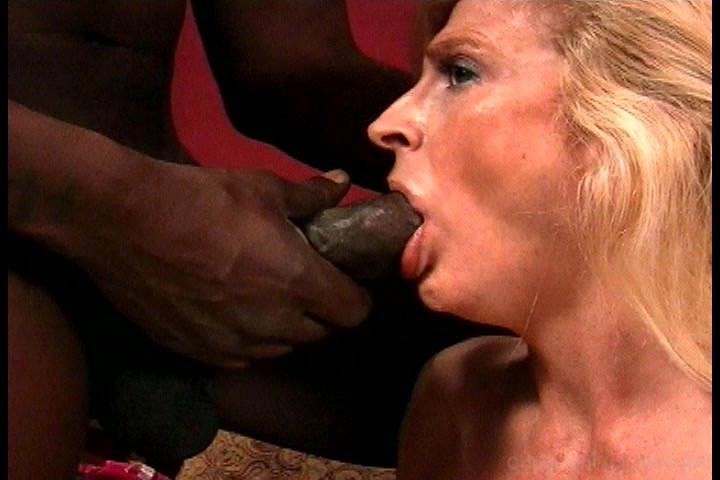your wife sucking black cock