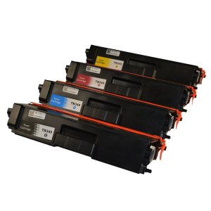 Brother new Compatible toner TN 349 Set