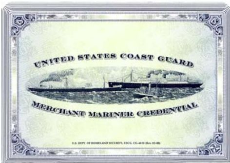 The New and Improved Merchant Mariner's Credential (1/3)