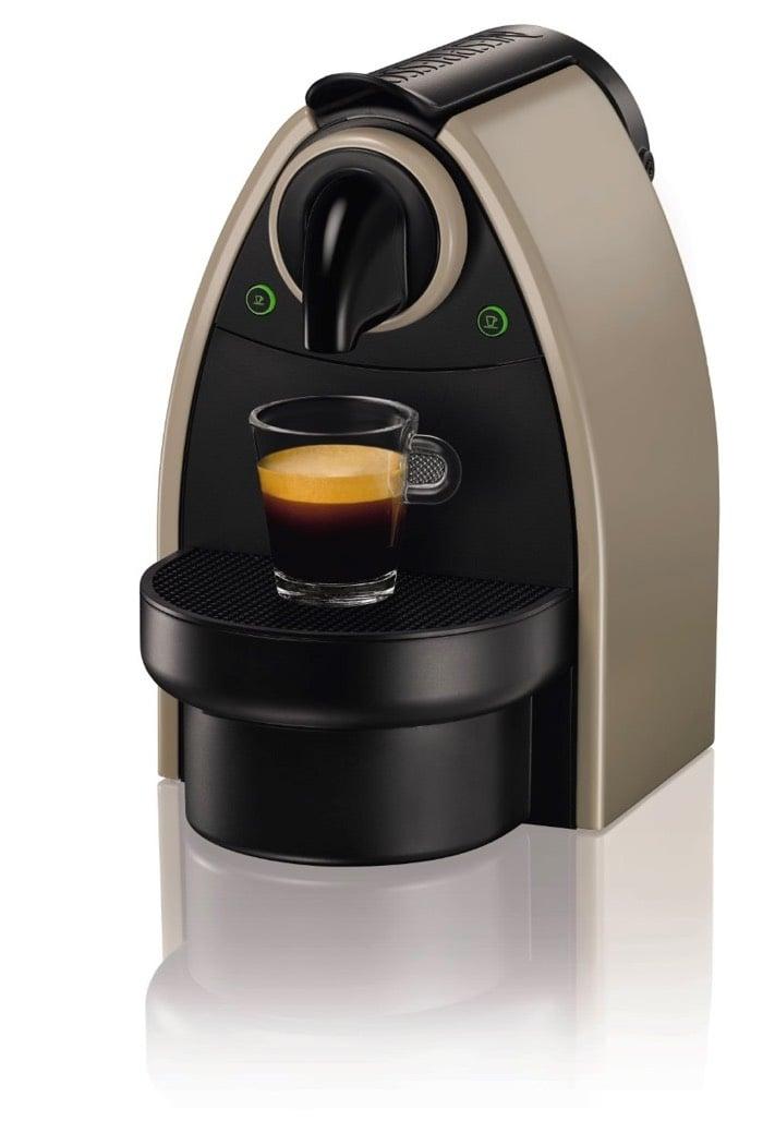 Las 3 mejores cafeteras de cápsulas Nespresso en 2015: Nespresso Essenza Automatic Earth XN2140