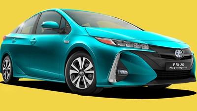Toyota Prius | CAR Magazine