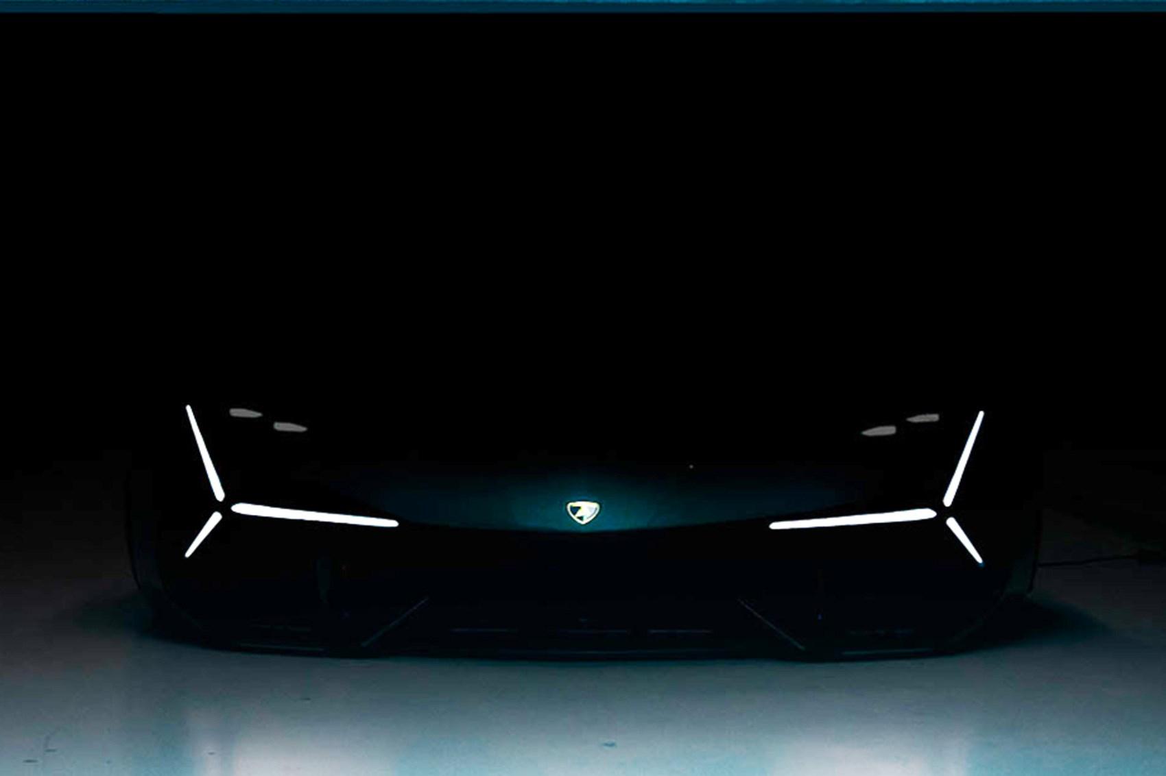 ... Airflow On The Lamborghini Terzo Millennio Is Carefully Managed  O