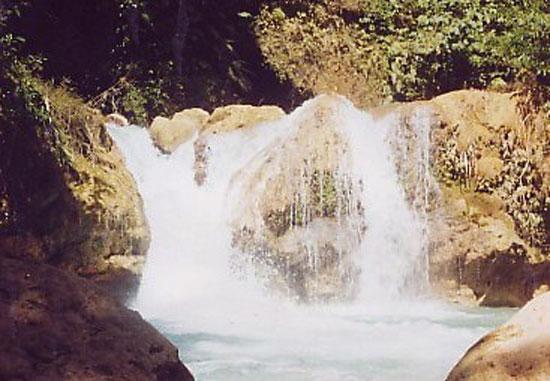 binaba falls