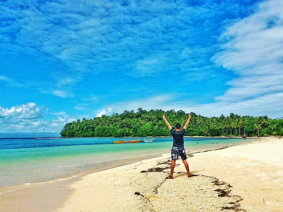 cabgan island, barobo, surigao del sur