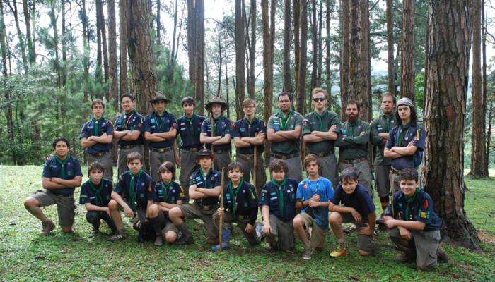 2016_Scouts Camp em São Roque