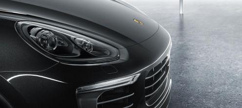 Frontal Porsche Cayenne 2017