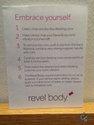 Revel Body Oscillating Waterproof Body Massager Vibrator Review