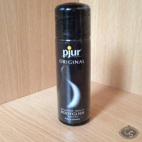 Pjur Original Body Glide Silicone Sex Lubricant Review