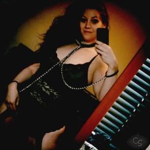 coquette spellbound bustier soft bondage lingerie set review