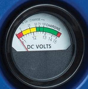 Battery Status Gauge
