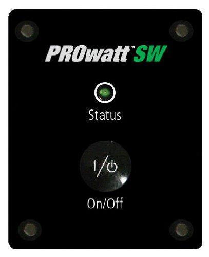 prowatt remote panel