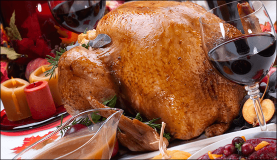 Have the Best Low Carb Thanksgiving Day Dinner