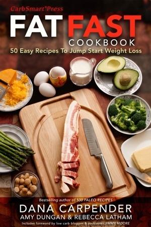 Fat Fast Cookbook PDF