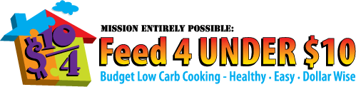 Budget Low Carb Cooking
